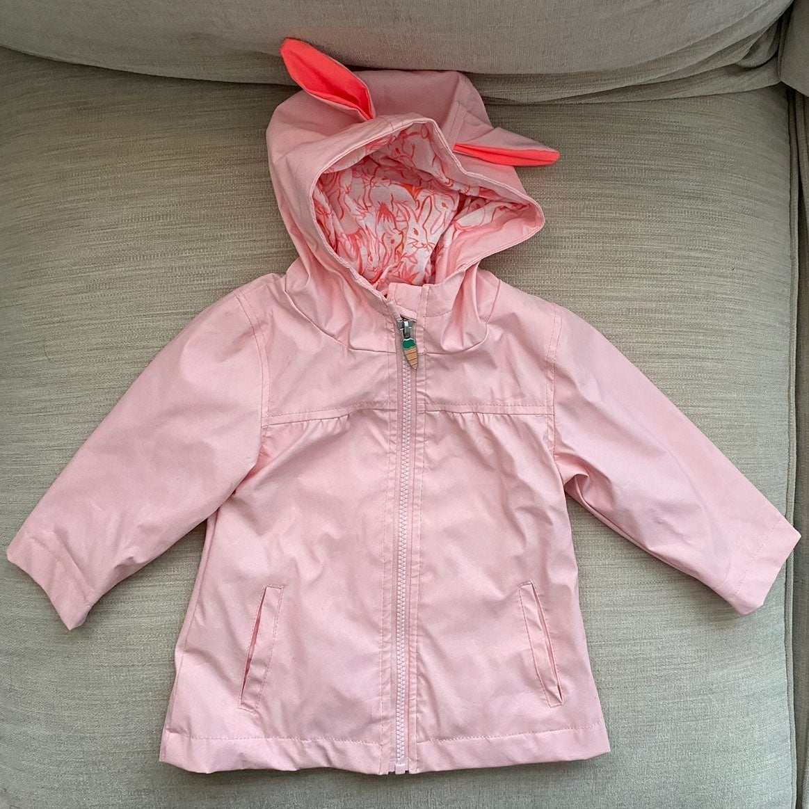 NWT Cat /& Jack Toddlers Boys Camouflage Parka