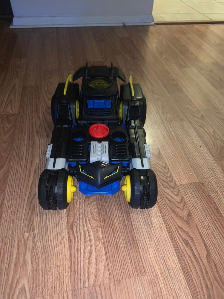 Batman remote control car