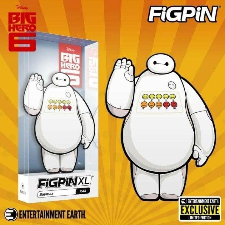 Big Hero 6 Baymax Pain Meter FiGPiN XL