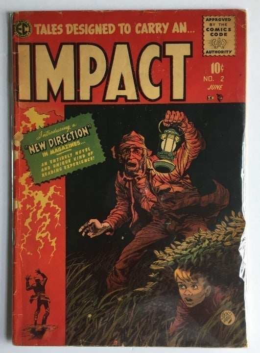 Impact #2 (Jun 1955, EC)