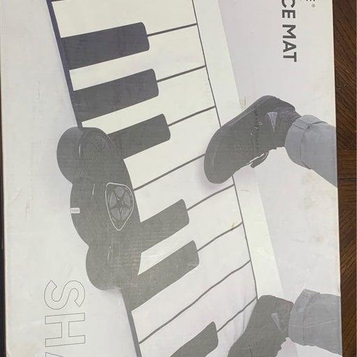 Sharper image XL Piano Dance Mat