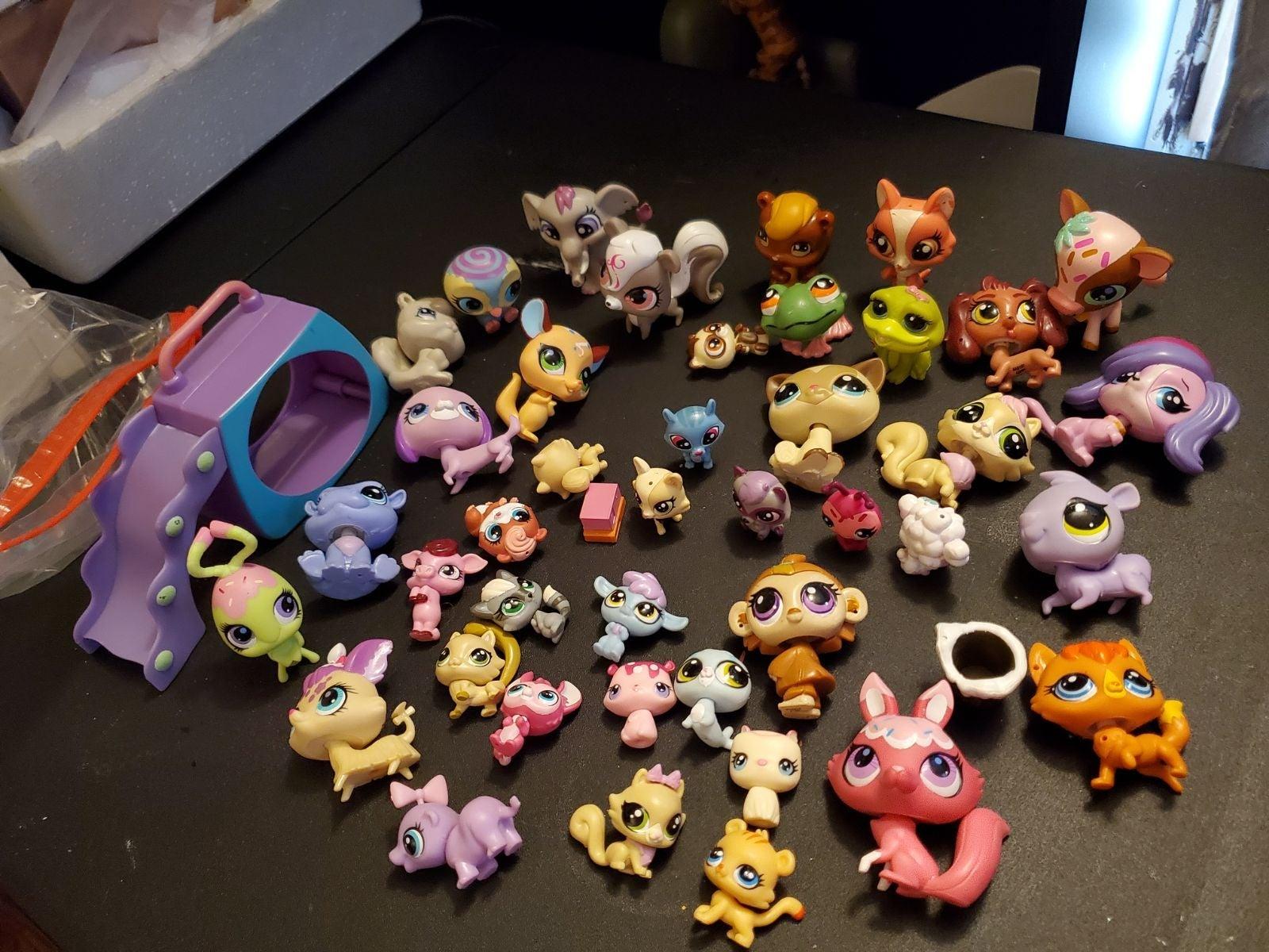 Littlest Pet Shop Lot