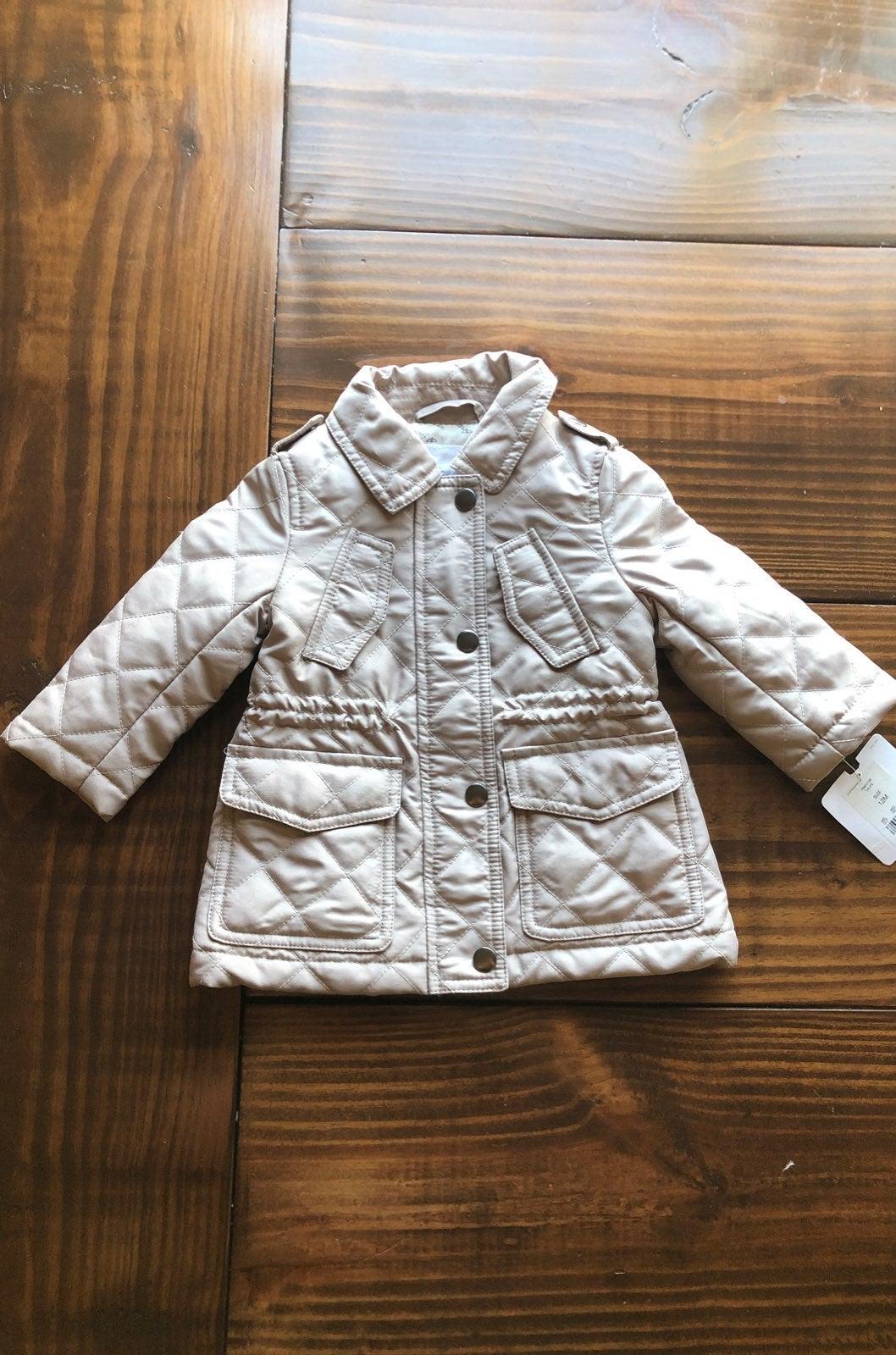 Starting Out Dillard's Girl Jacket 9-12M