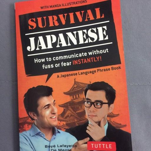 Learning Japanese Handbook