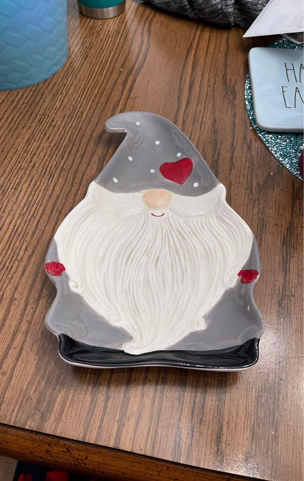 Gnome  dish/plate