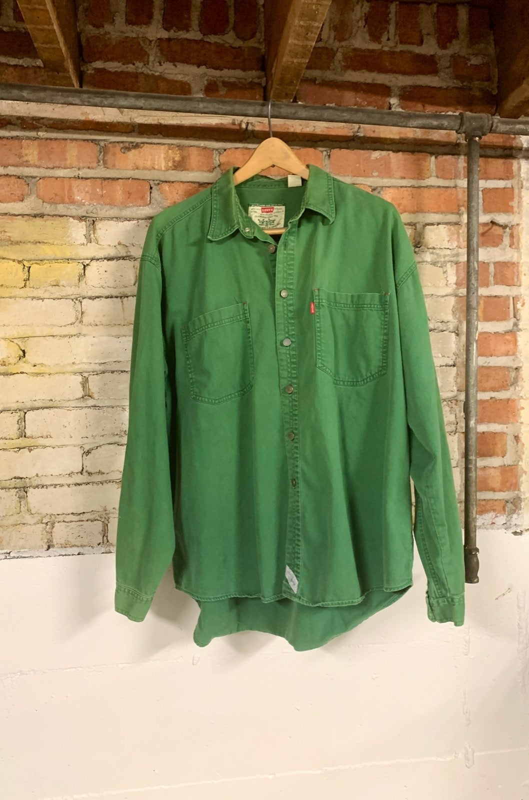 Vintage Levi strauss shirt