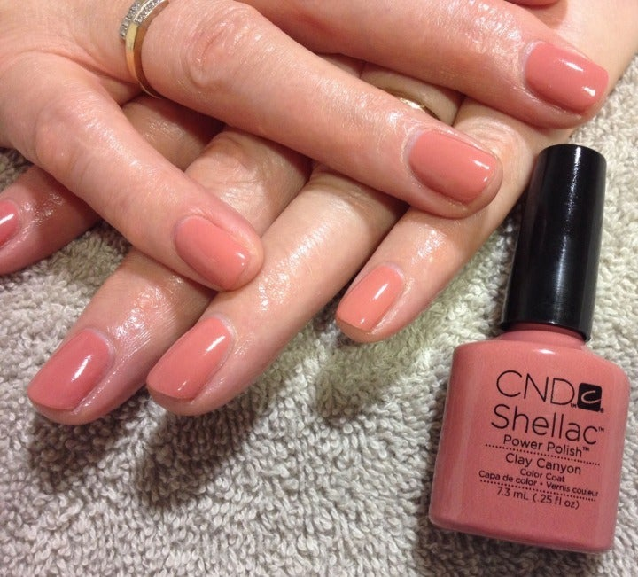 CND Shellac Power Polish - Clay Canyon