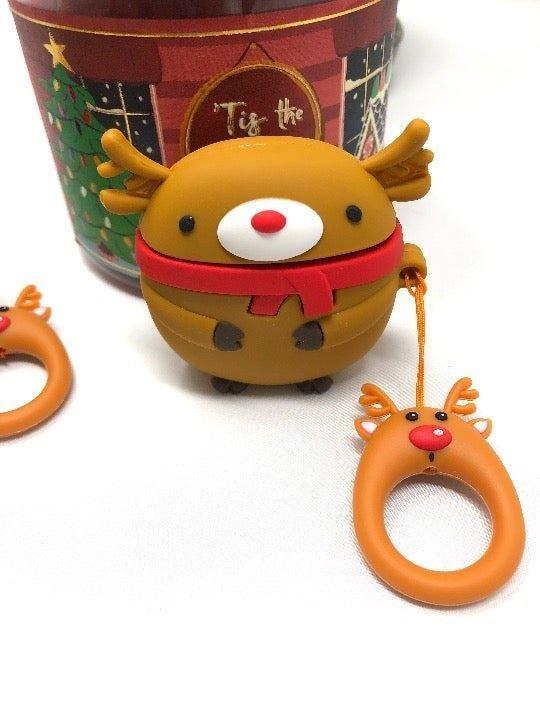 NEW Airpod Cutest Reindeer Case A
