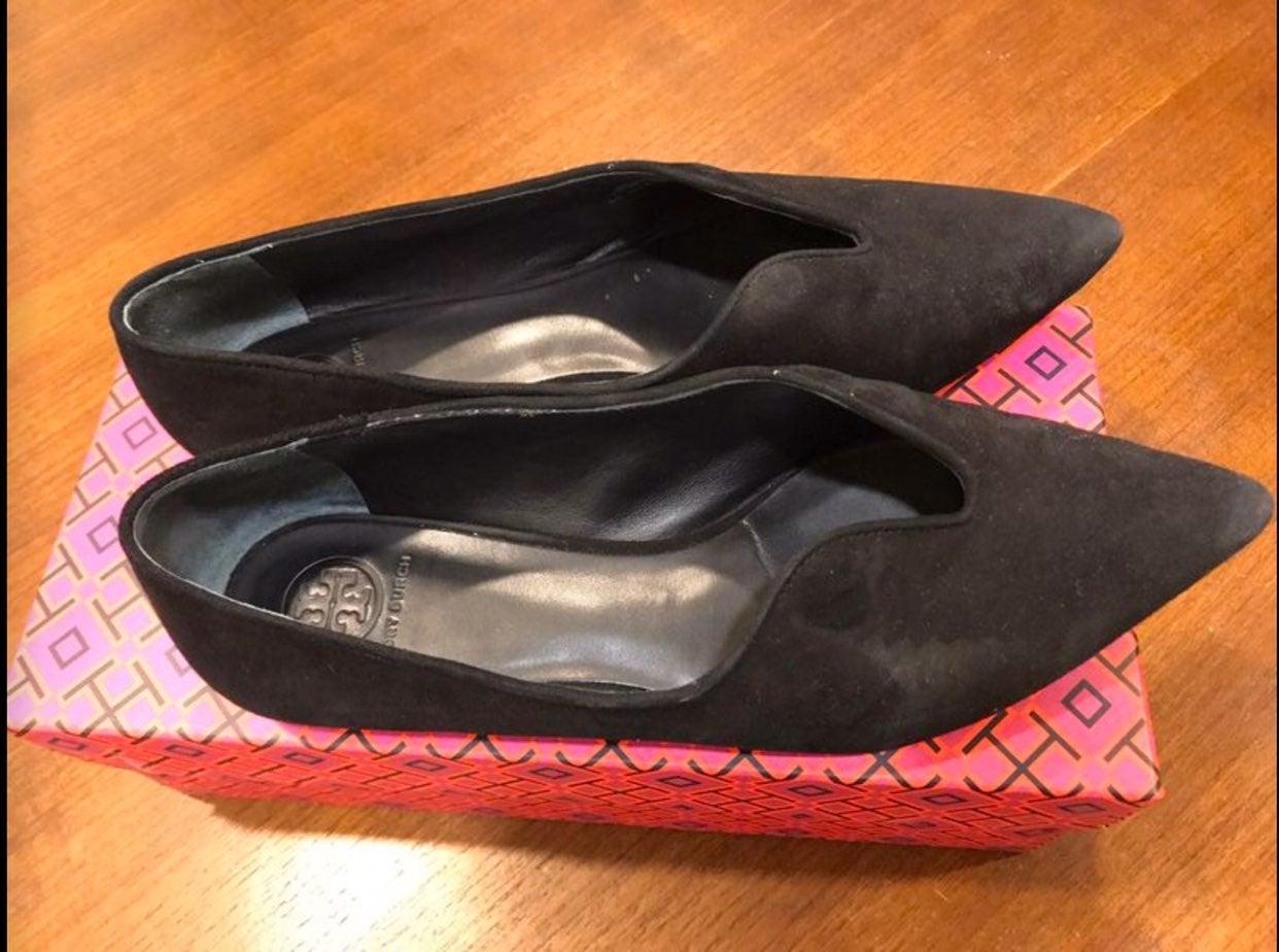 Tory burch flat shoes for women