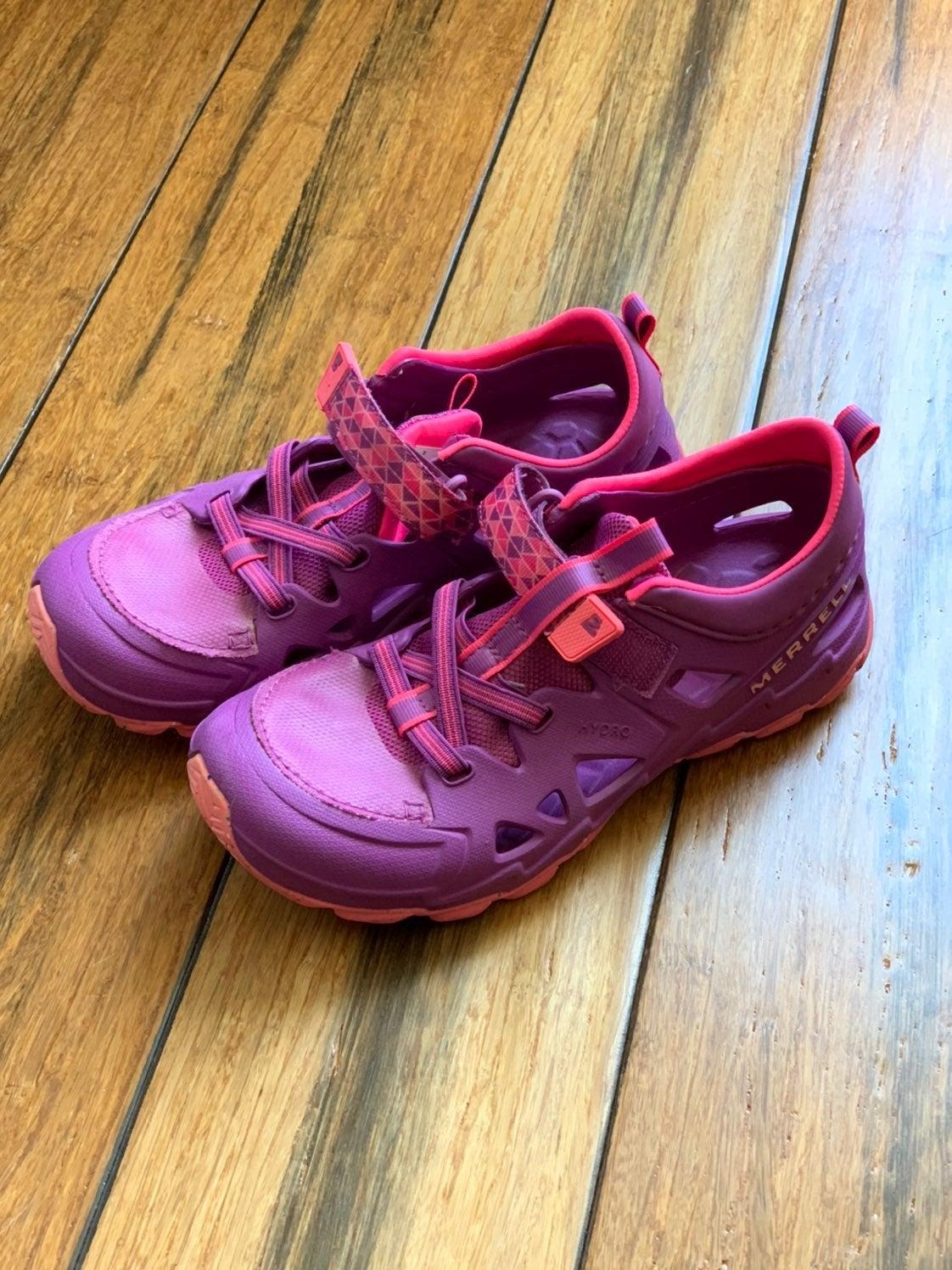 Merrell Girls Hydro 2.0 Sneaker Sandal