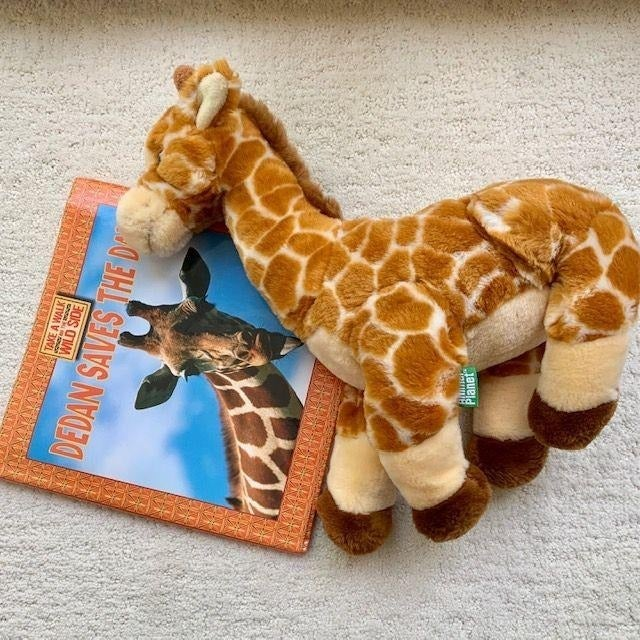 Animal Planet - Dedan Saves The Day Book