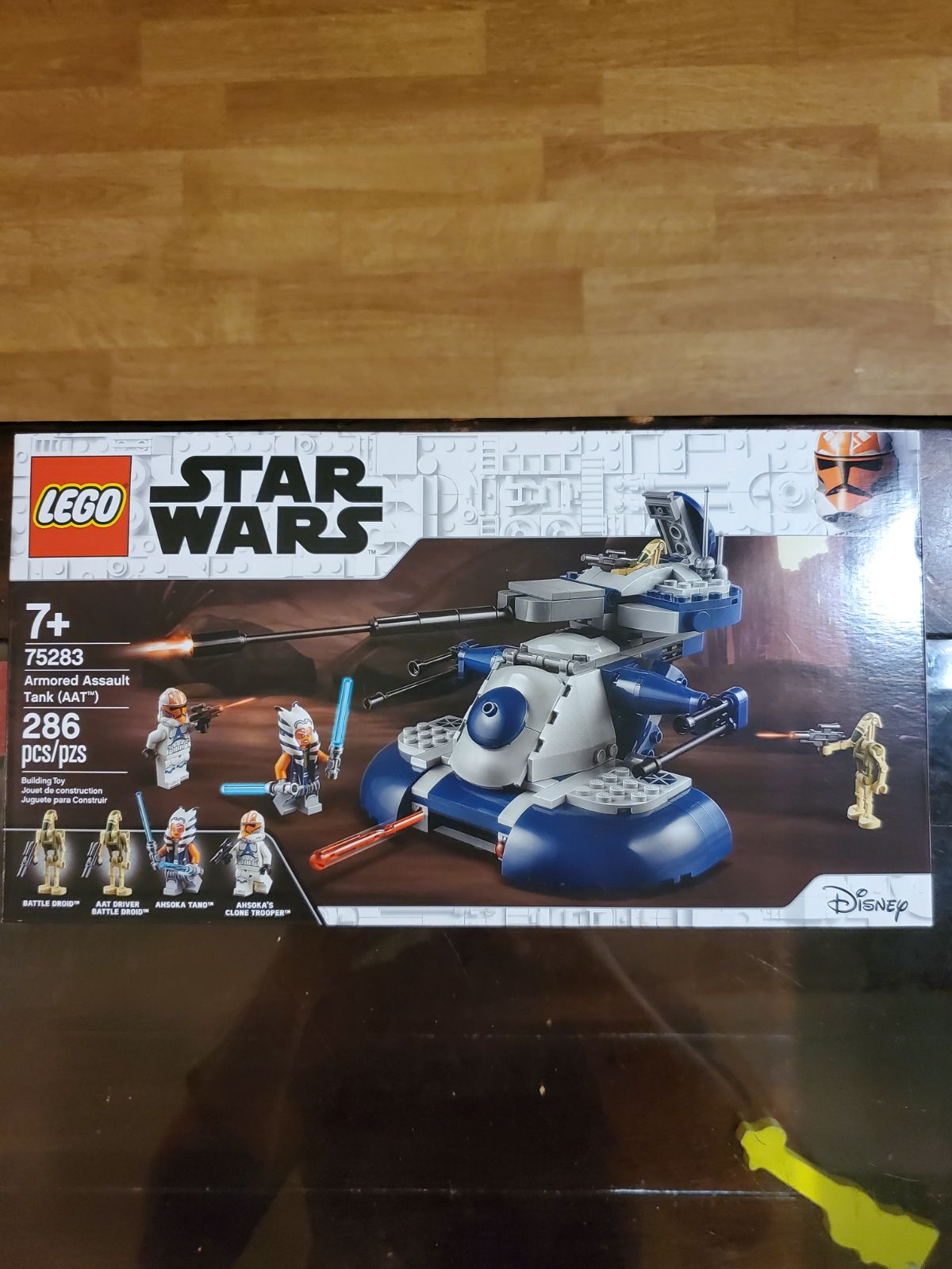 Brand New Lego Star Wars Armored Assault