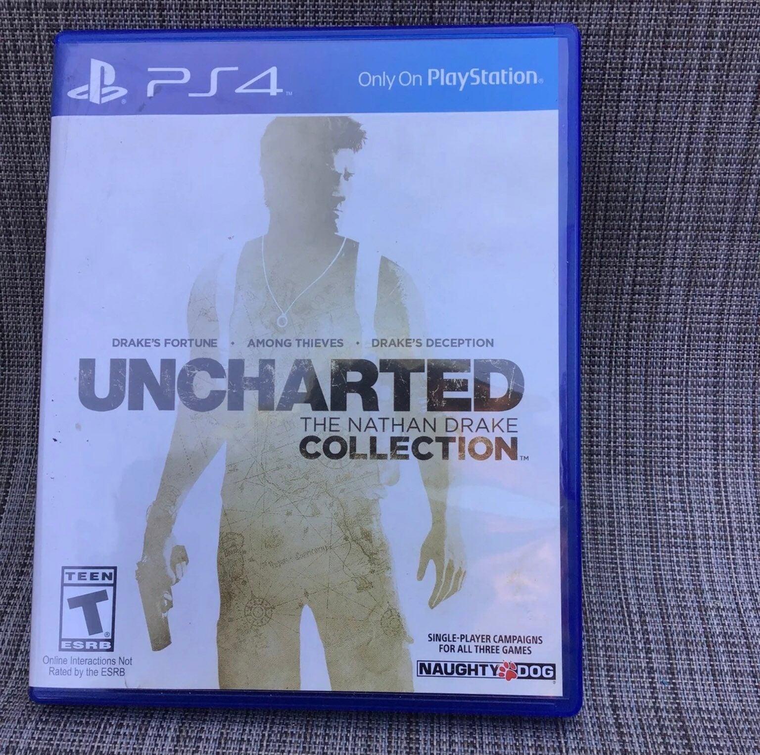 Uncharted: The Nathan Drake Collection o