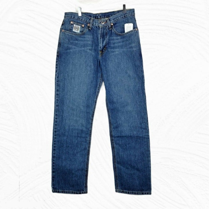 Cinch Men's White Label Relaxed Fit Jeans 32X32 Straight Leg NEW!