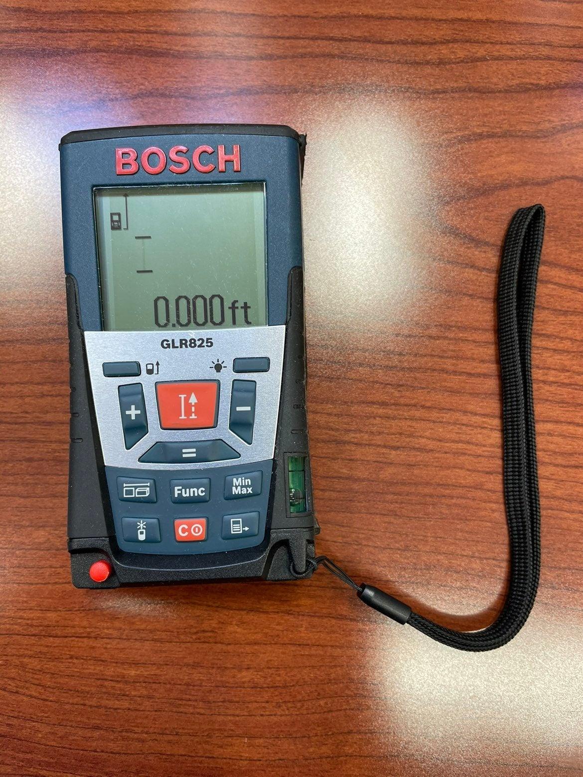 Bosch GLR825, 825 feet Digital Laser Dis