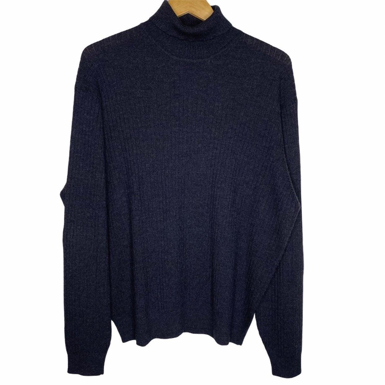 Brooks Brothers Fine Merino Sweater L