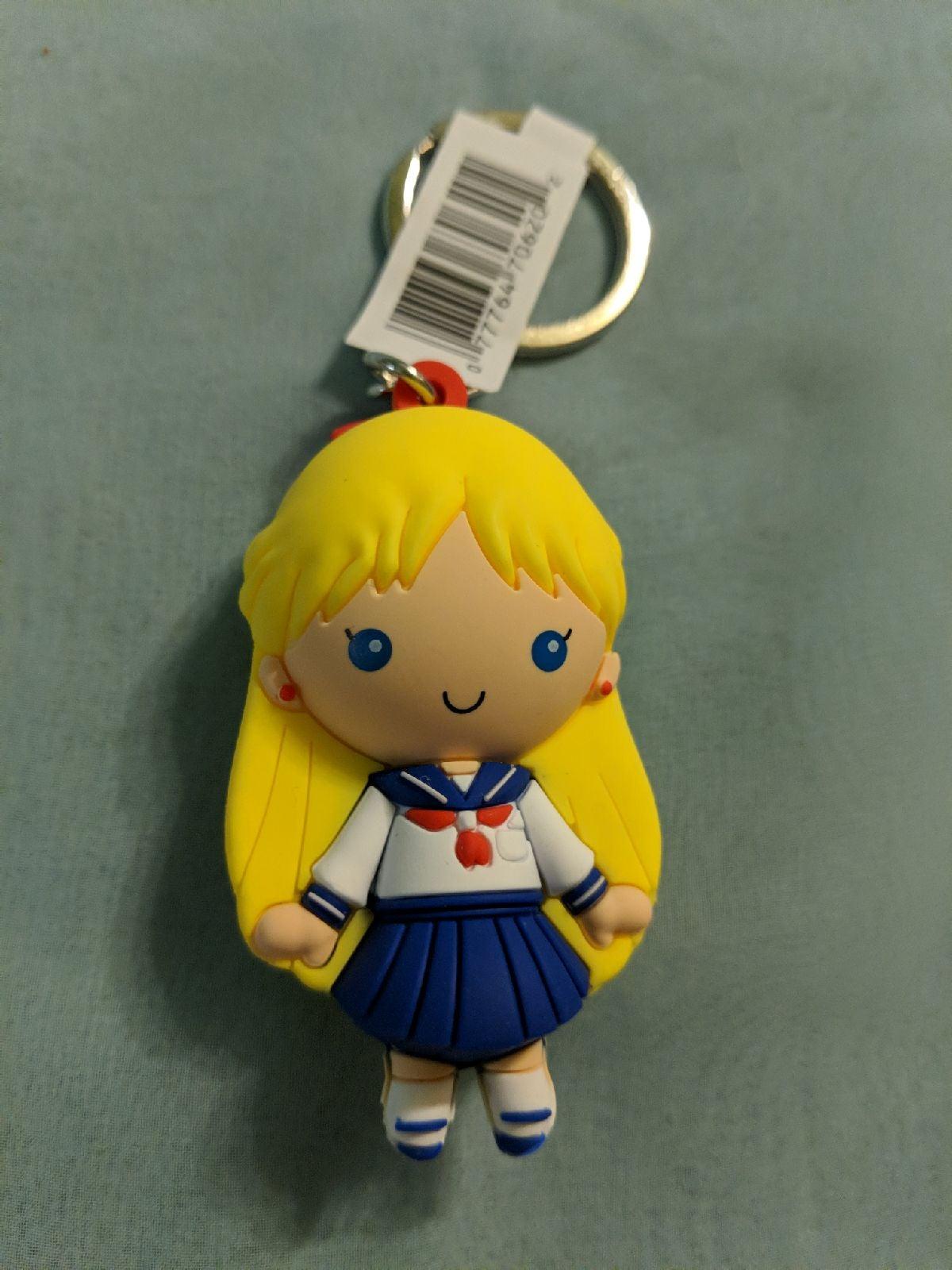 Minako Aino (Venus) 3D figural keychain