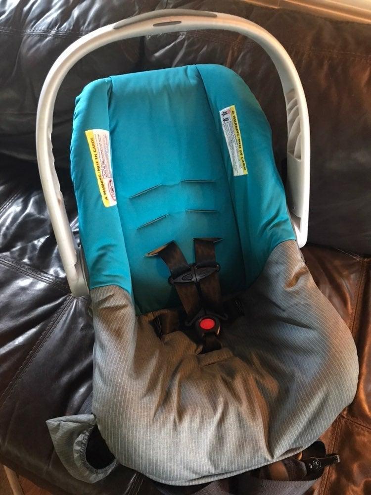 New Evenflo First Choice Infant Car Seat
