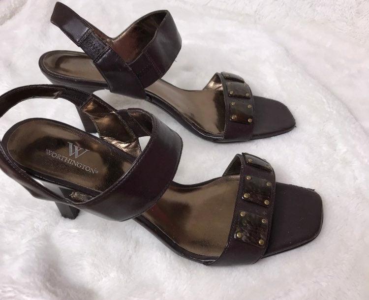Worthington Sandals Women Size 9