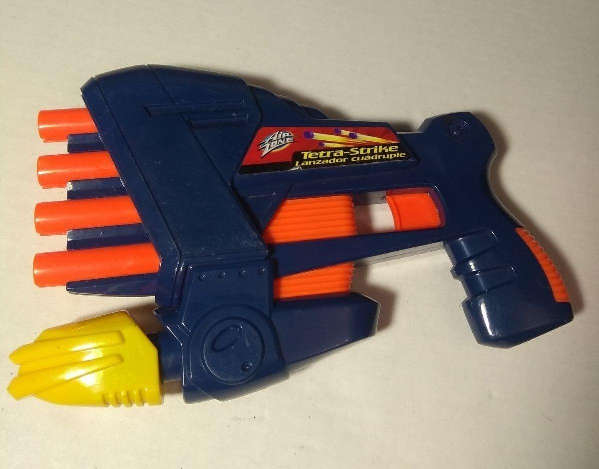 Airzone tetrastrike nerf gun rare