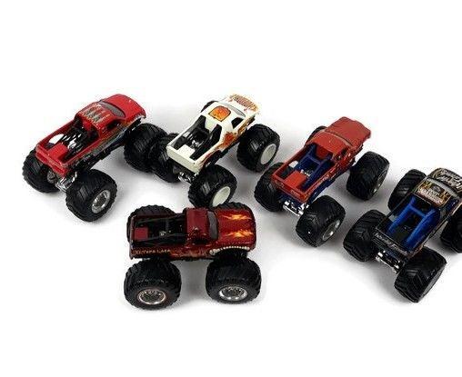 Hot Wheels Monster Jam Diecast Cars Lot5