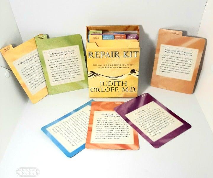 Judith Orloff MD  Emotional Repair Kit