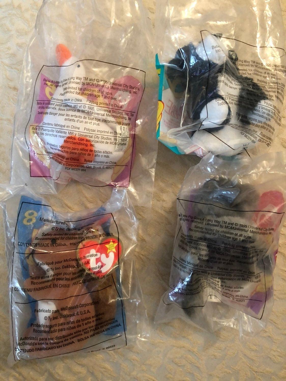 Babe Plush Toy set of 4