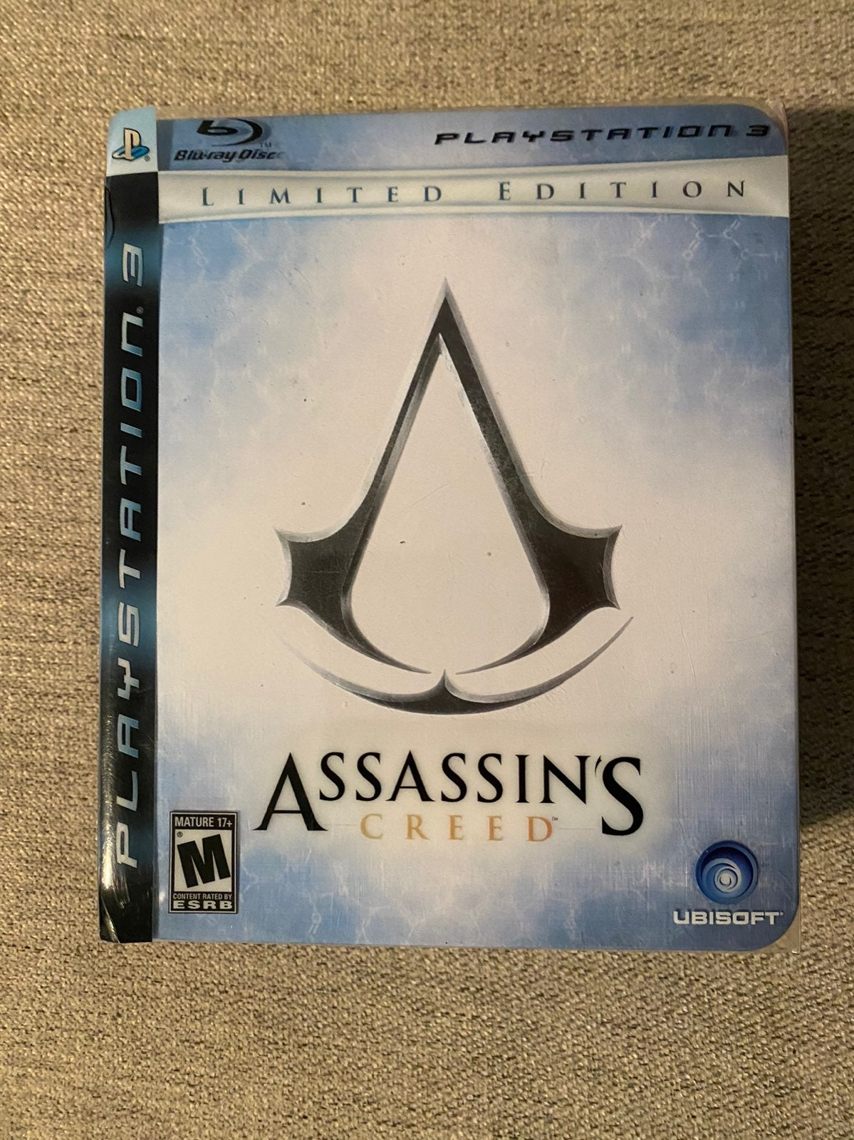 Assassins creed collectors edition