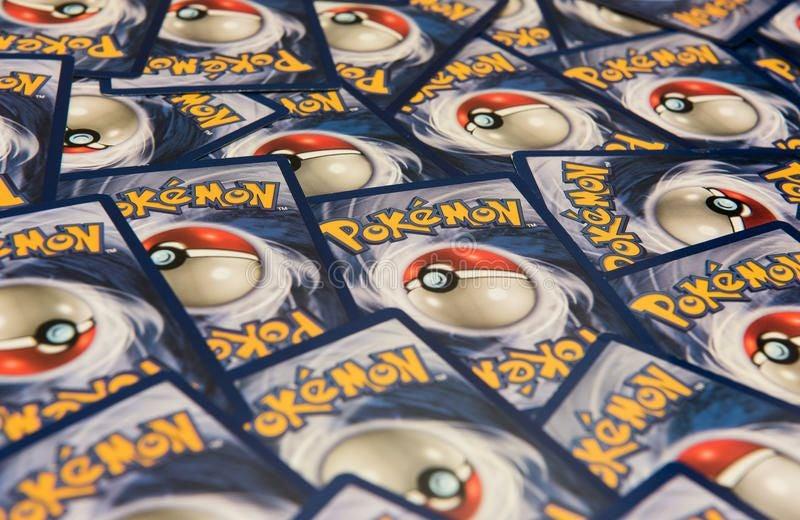 Pokémon Card 50 Lot