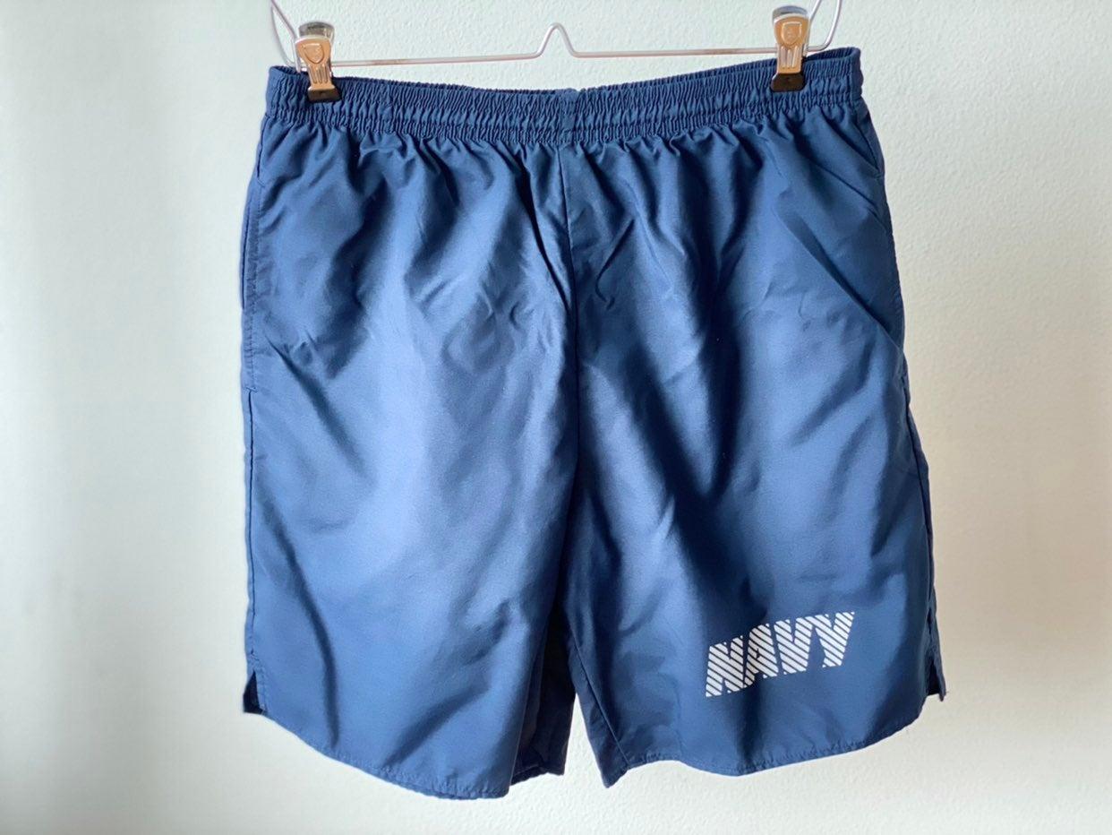 Navy Running Shorts Sz M