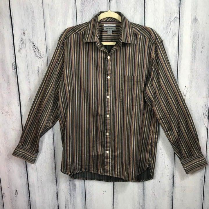 Johnston & Murphy Medium Dress Shirt Men