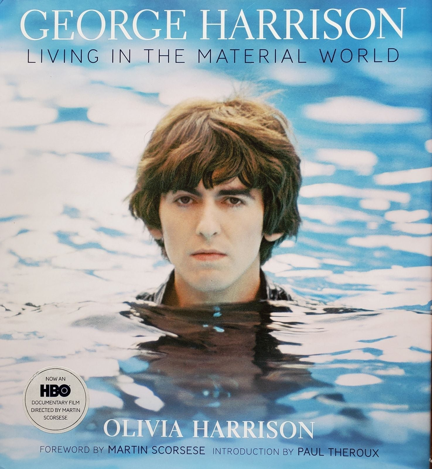 George Harrison Hardcover by Olivia H.