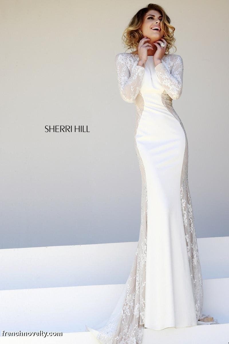 Wedding dress + FREE bridal earrings and