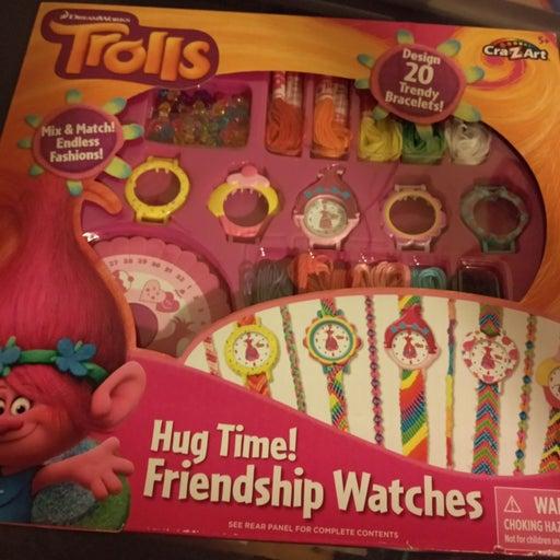 Trolls Friendship Watches