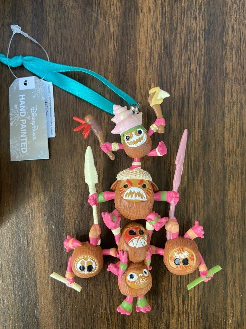 Disney Moana Kakamora Holiday Ornament