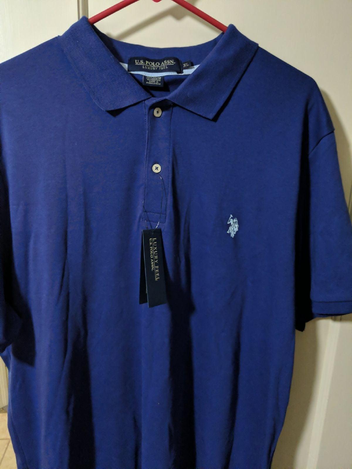 *BrandNew* US Polo Assn. Polo Shirt (XL)