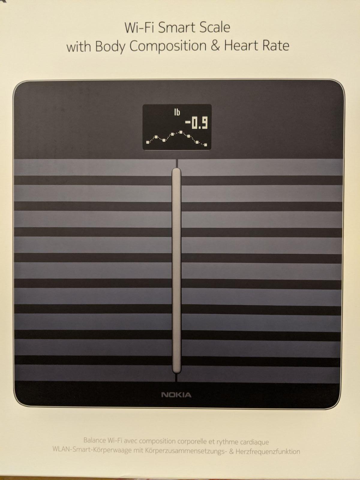 Nokia Body Cardio Wi-Fi smart scale