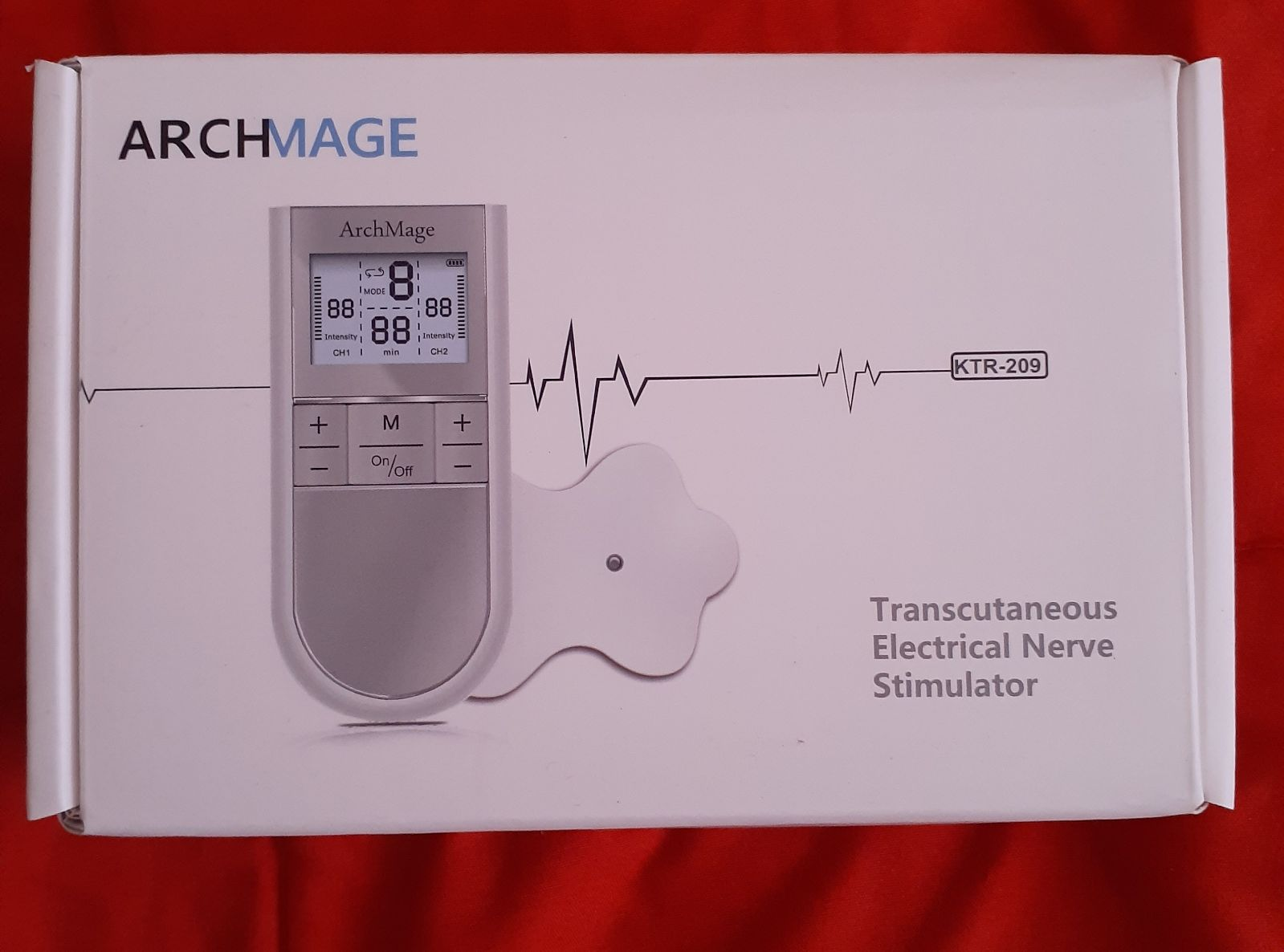 New electrical nerve stimulator