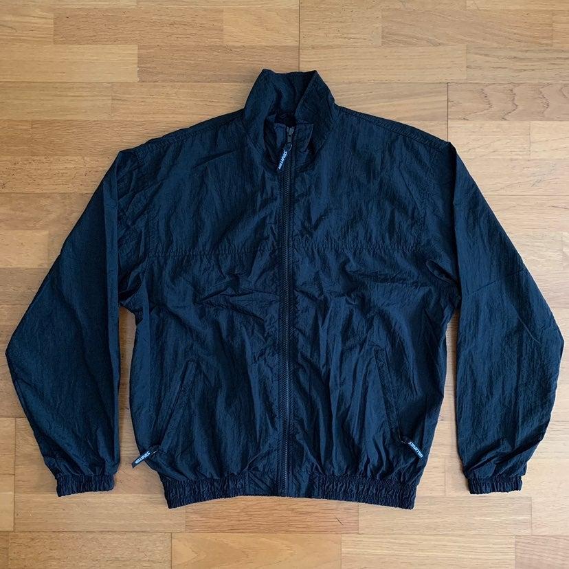 Starter Nylon Windbreaker Jacket (black)
