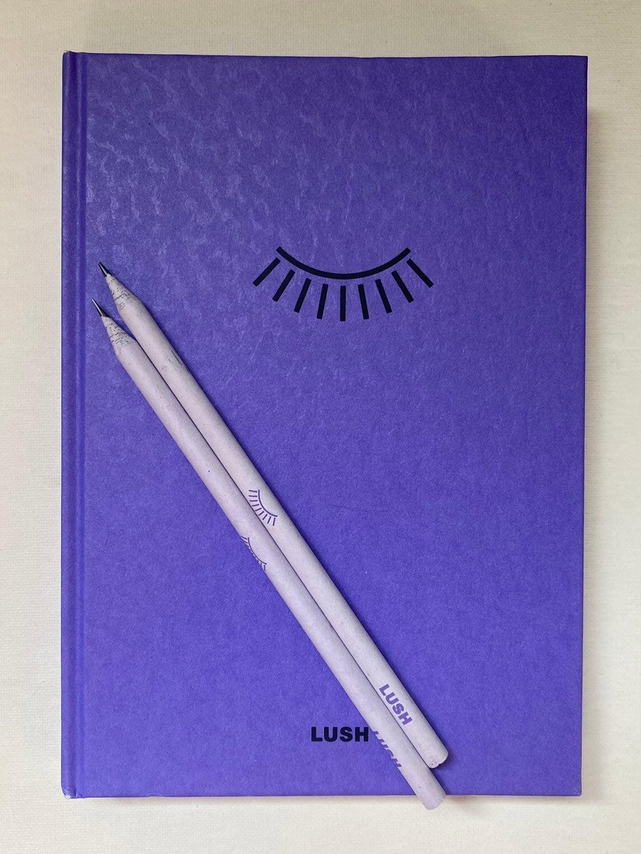 LUSH Kitchen Sleepy Dream Journal
