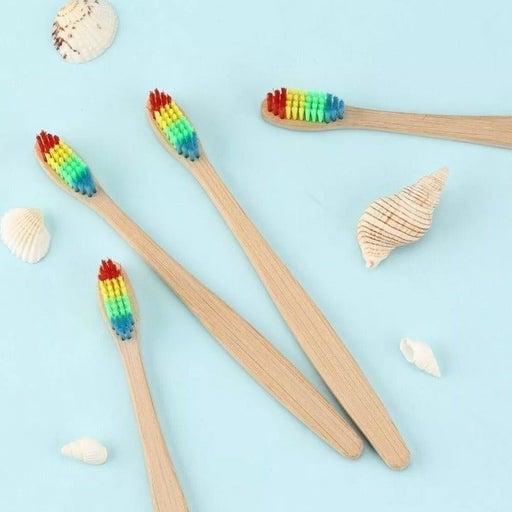 CUSTOMIZED Rainbow Toothbrush Kawaii