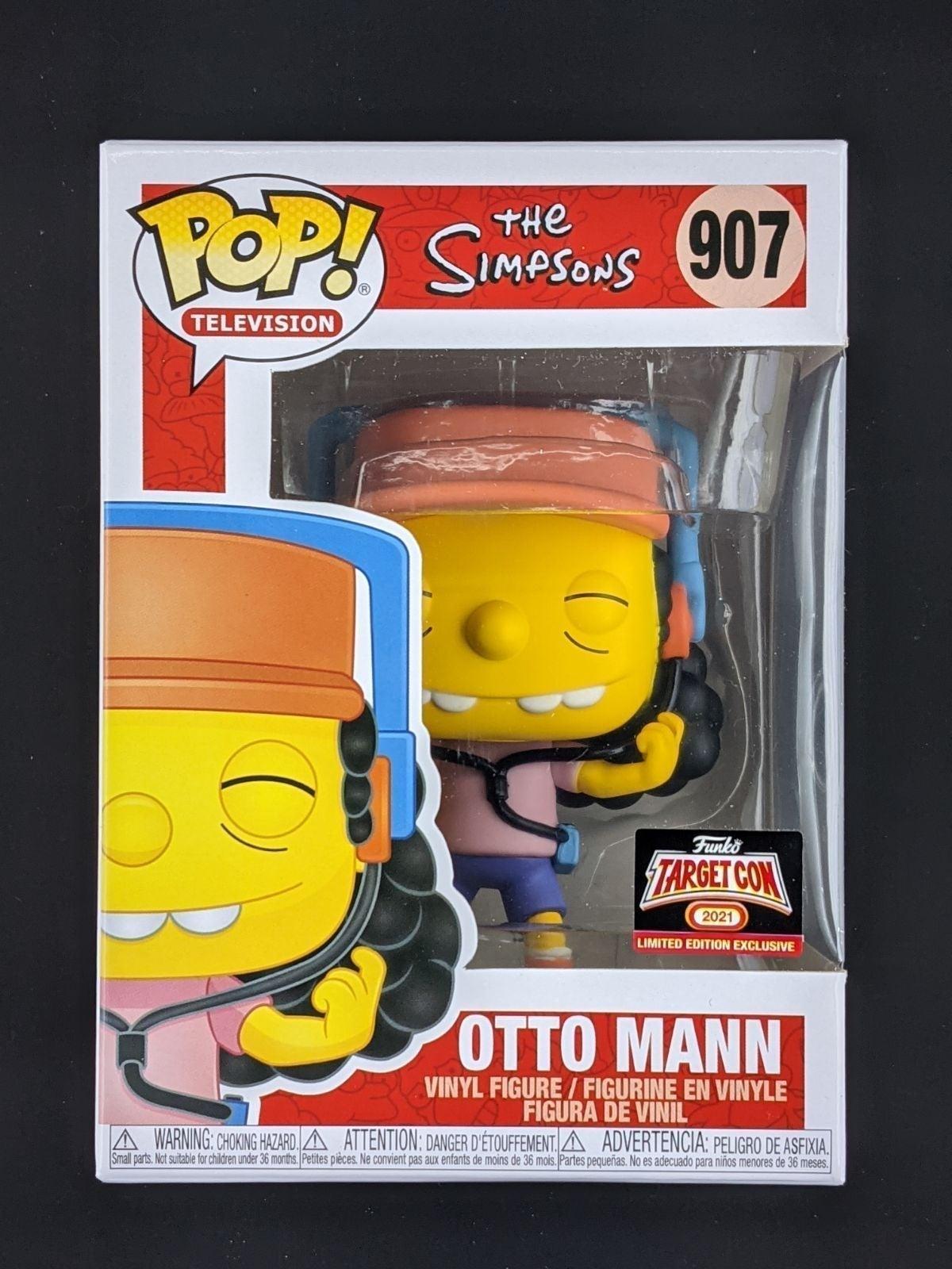 Otto Man Funko Pop