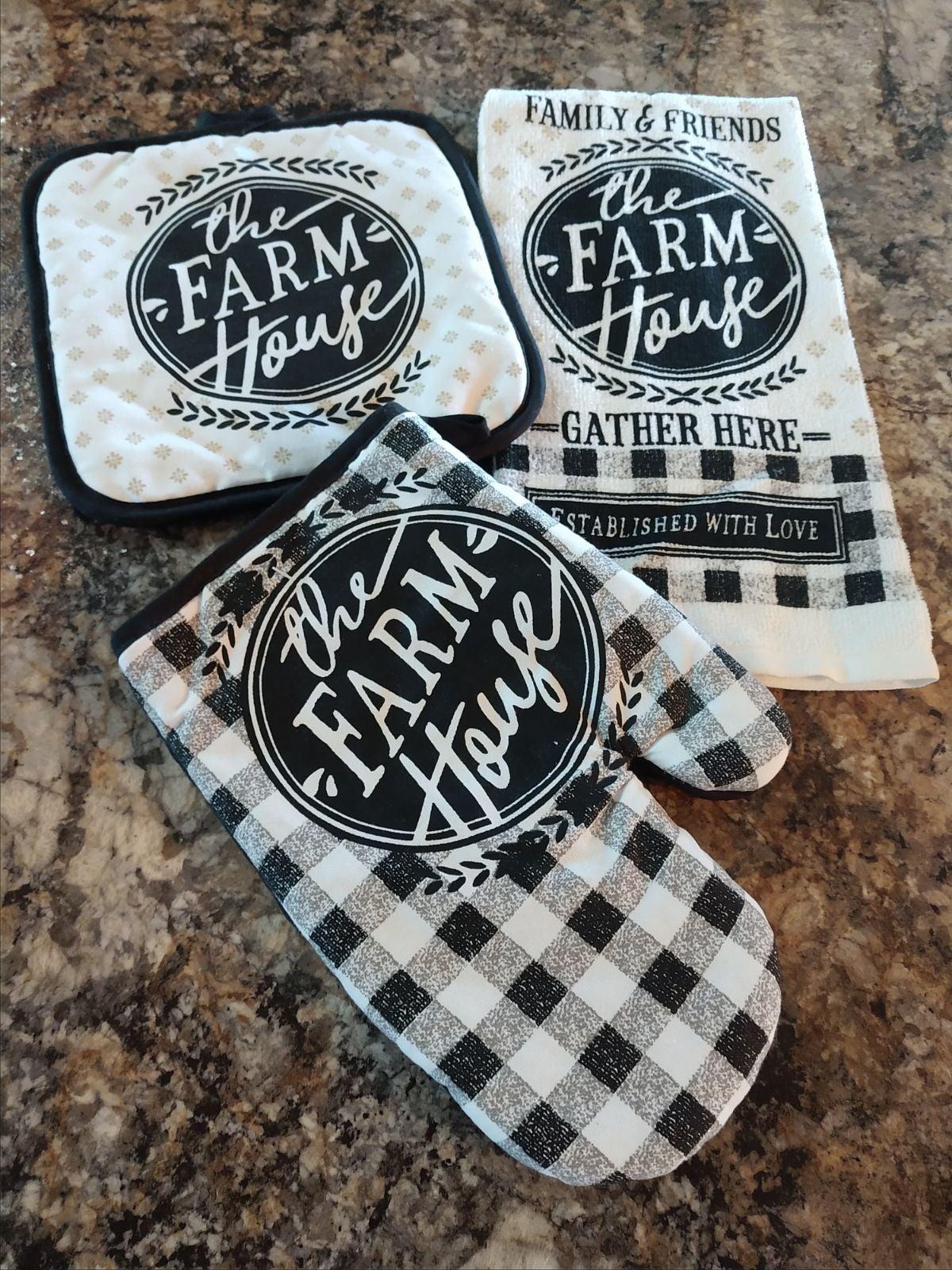 Farmhouse Kitchen Set