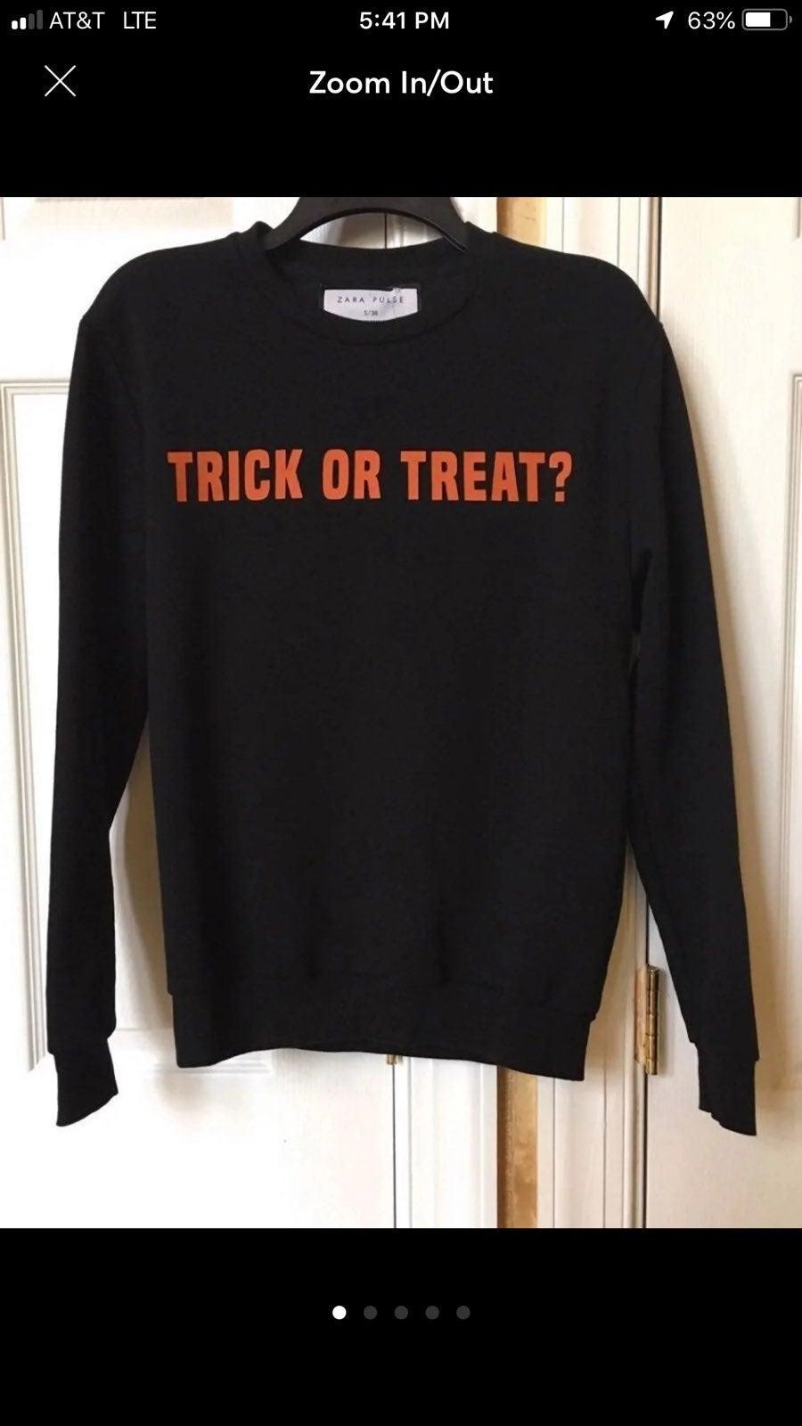 TRICK or TRICK Zara Pulse Sweatshirt