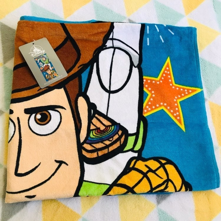Diney towel-Toy Story