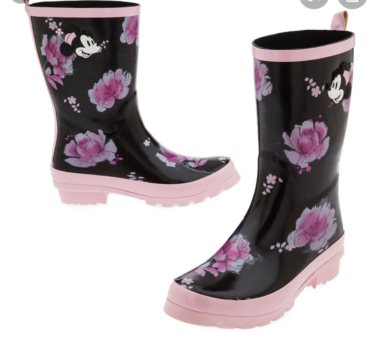 Disney Rain Boots | Mercari