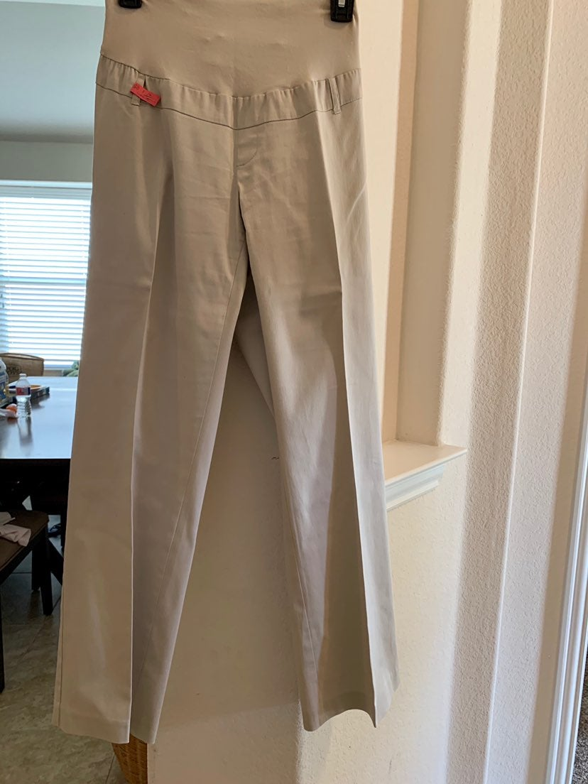 Motherhood Maternity Khaki Pants Large