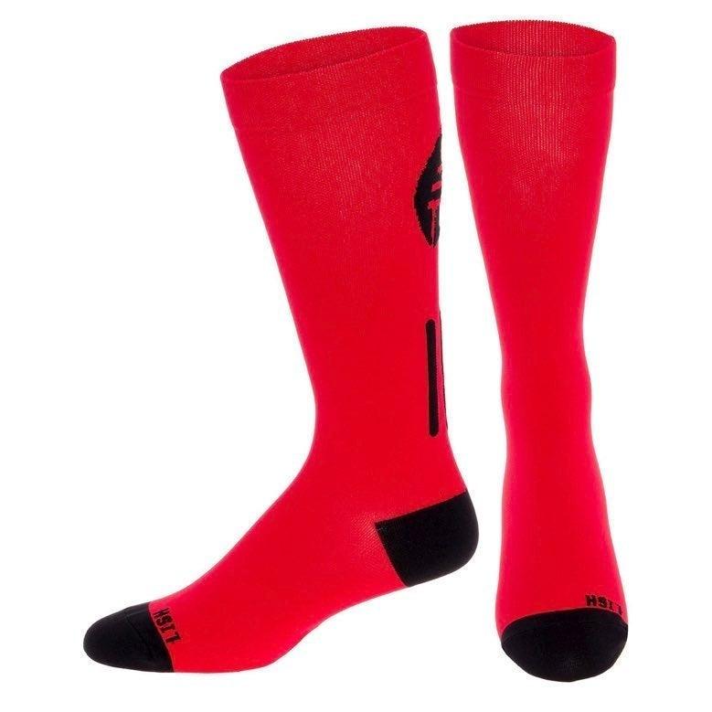 Football Compression Socks, M/L, 2 Pairs
