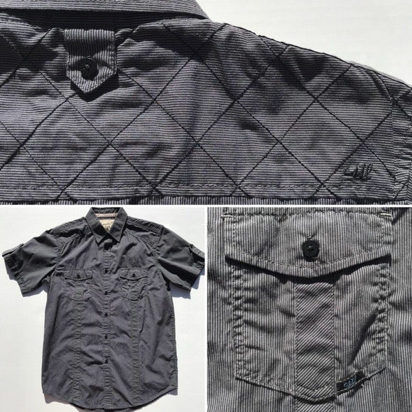 COASTAL l Men's striped shirt