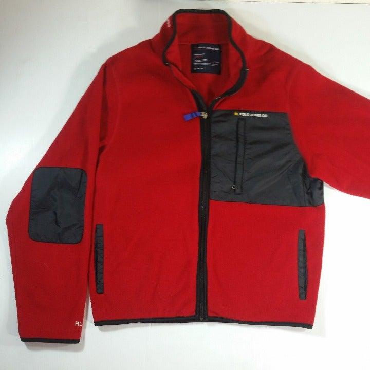 RL Polo Ralph Lauren Full Zip Fleece Vtg